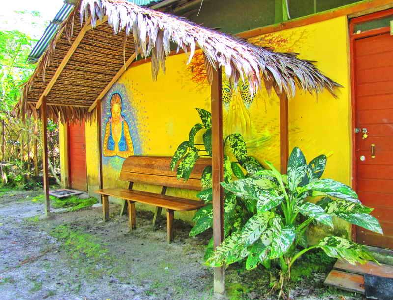Центр Шаманизма - Дом для размещения гостей
